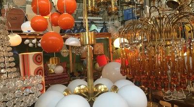 Photo of Market Hallentrödelmarkt Treptow at Eichenstraße 4, Berlin 12435, Germany