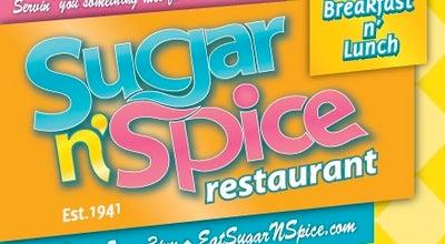 Photo of American Restaurant Sugar'n Spice Restaurant at 4381 Reading Rd, Cincinnati, OH 45229, United States