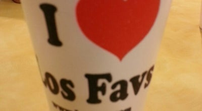 Photo of Mexican Restaurant Los Favoritos Taco Shop at 4850 S Gilbert Rd, Chandler, AZ 85249, United States
