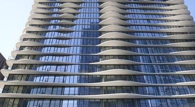 Photo of Hotel Radisson Blu Aqua Hotel at 221 N Columbus Dr, Chicago, IL 60601, United States