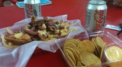 Photo of Burger Joint PERRISIMOS Hamburguesas y HotDogs at Av. Gobernadores #278, Campeche 24050, Mexico