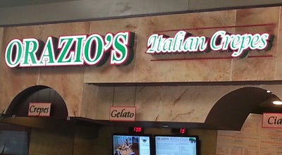Photo of Creperie Orazio's Italian Crepes at 1 Galleria Dr, Cheektowaga, NY 14225, United States