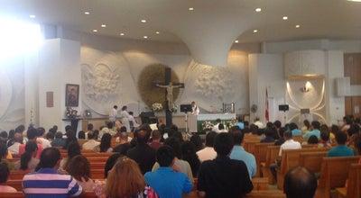 Photo of Church St Maria Goretti Roman Catholic Church at 717 Kennedy Rd, Toronto, ON M1K 3N8, Canada