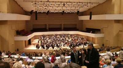 Photo of Concert Hall Nouveau Siècle at 19 Place Mendès France, Lille 59000, France