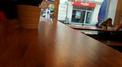 Photo of Burger Joint Moaburger at Półwiejska 14, Poznań, Poland