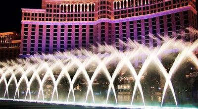 Photo of Plaza Fountains of Bellagio at 3600 Las Vegas Blvd S, Las Vegas, NV 89109, United States