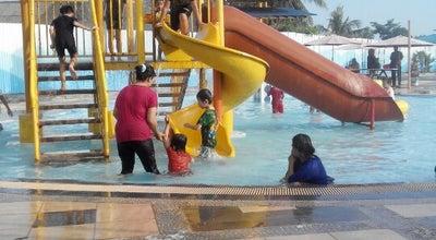 Photo of Water Park Sunrise City Waterpark at Jl. Sungai Jang, Tanjungpinang, Indonesia