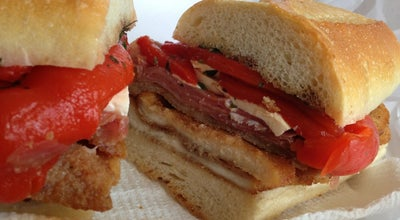 Photo of Sandwich Place Parisi Bakery at 198 Mott St, New York, NY 10012, United States