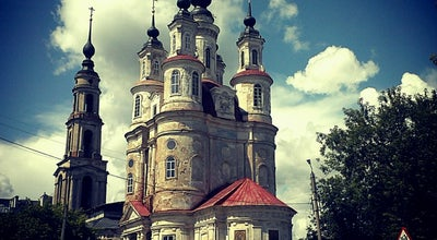 Photo of Temple Церковь Космы и Дамиана at Суворова Ул., 177/16, Kaluga, Russia