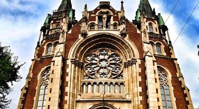 Photo of Church Церква святих Ольги і Єлизавети / Church of Sts. Olha and Elizabeth at Пл. Кропивницького, 1, Львів, Ukraine