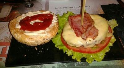 Photo of Diner Bar Babylon at Plaza De San Juan, 9, Huarte 31620, Spain