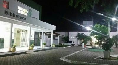 Photo of Library Biblioteca IFCE at Bairro Areias, Iguatu, Brazil