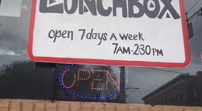 Photo of Diner The Lunchbox at 103 Se 1st Ave, Ocala, FL 34471, United States