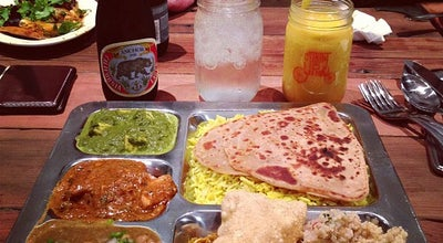 Photo of Indian Restaurant Curry Up Now at 659 Valencia St, San Francisco, CA 94110, United States