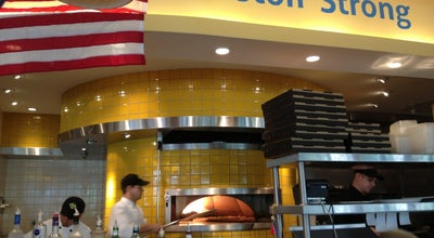 Photo of Pizza Place California Pizza Kitchen at 800 Boylston St., #155, Boston, MA 02199, United States