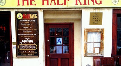Photo of American Restaurant The Half King at 505 W 23rd St, New York, NY 10011, United States