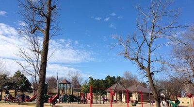 Photo of Playground Horsebarn Trailhead Park at S Horsebarn Rd, Bentonville, AR 72712, United States