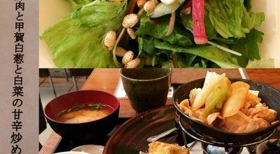 Photo of Vegetarian / Vegan Restaurant 花様 ka-you 西梅田 at 北区堂島2-1-18, 大阪市, Japan