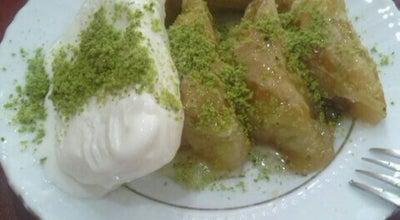 Photo of Dessert Shop hacıbey Baklavaları at Cumhuriyet Bulvarı Askeri Lojman Yanı Estel, Midyat 47500, Turkey