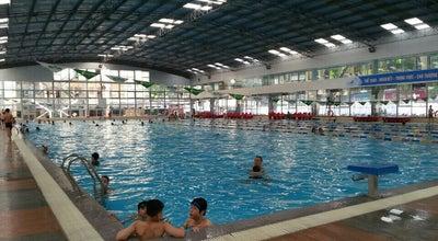 Photo of Pool Bể Bơi Olympia Tăng Bạt Hổ at 3 Tăng Bạt Hổ, Hanoi, Vietnam