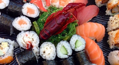 Photo of Sushi Restaurant Nori Sushi & Sashimi at Grutstraat 34, Doetinchem 7001 BX, Netherlands