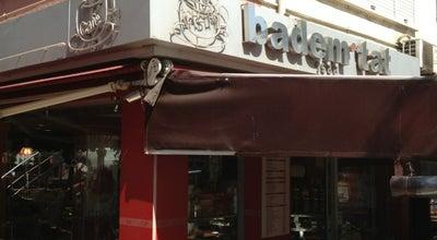 Photo of Dessert Shop Badem Tat at Acıbadem Mahallesi, Zeamet Sokak, 34718 Kadıköy / İstanbul, İstanbul 34718, Turkey