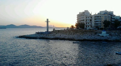 Photo of Monument / Landmark Μνημείο Αφανούς Ναύτη (Σταυρός Πειραϊκής) at Όρμος Αφροδίτης (μπαϊκούτση), Πειραιάς 185 39, Greece
