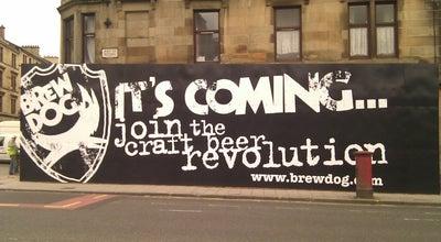 Photo of Nightlife Spot BrewDog Glasgow at 1397 Argyle St, Glasgow G3 8AN, United Kingdom