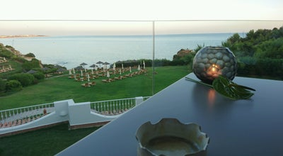 Photo of Mediterranean Restaurant The Ocean at R. Anneliese Pohl, Porches 8400-450, Portugal