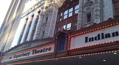 Photo of Performing Arts Venue Indiana Repertory Theatre at 140 W Washington St, Indianapolis, IN 46204, United States