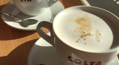Photo of Coffee Shop Costa Coffee at 134-136 High Street, Gorleston-on-sea NR31 6QX, United Kingdom