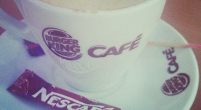 Photo of Breakfast Spot Burger King Cafe at Venezuela