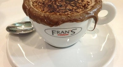 Photo of Coffee Shop Fran's Café at R. Alexandre Herculano, 197, Santos 11050-031, Brazil