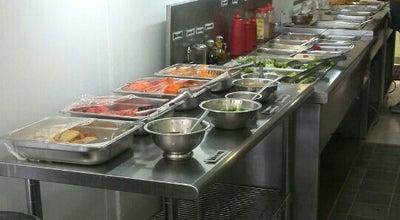 Photo of Vegetarian / Vegan Restaurant Super Vegetariano Buffet at Gral. Mariano Monterde 239, Morelia 58110, Mexico