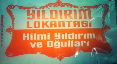 Photo of Diner Yıldırım Lokantası at Cumhuriyet Caddesi, Turkey