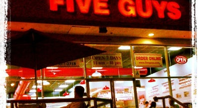 Photo of Burger Joint Five Guys Burgers & Fries at 12930 Ventura Blvd, Studio City, CA 91604, United States