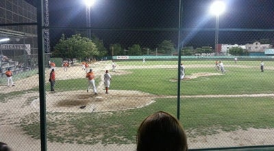 Photo of Baseball Field Campo Deportivo STASE at Mexico