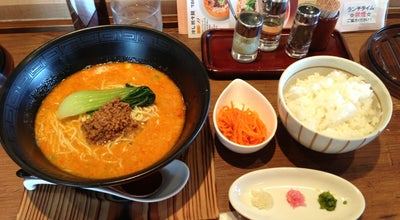 Photo of Chinese Restaurant 担々麺 錦城 小牧店 at 東4-106, 小牧市, Japan