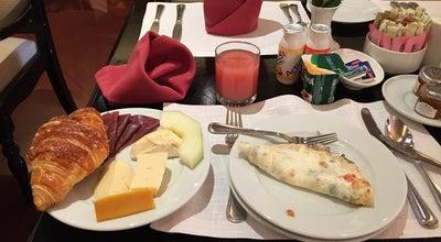 Photo of Breakfast Spot Hyde Park at Radisson Blu, Doha, Qatar