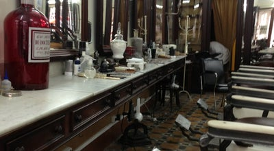 Photo of Salon / Barbershop Barbearia Campos at Largo Do Chiado 4, Lisboa 1200-108, Portugal
