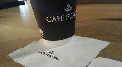Photo of Cafe Café Europa at Espacio Las Américas, Morelia, Mexico