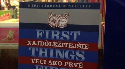 Photo of Bookstore Kníhkupectvo Panta Rhei at Na Troskách 25, Banská Bystrica 974 01, Slovakia