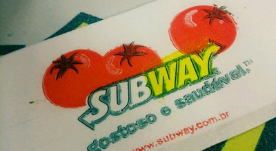 Photo of Sandwich Place Subway at Al. Miguel Blasi, 121, Londrina, Brazil