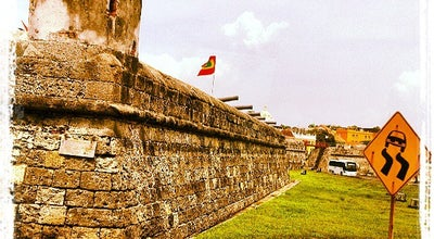 Photo of Historic Site Murallas Sector Santa Clara at Centro, Cartagena, Colombia