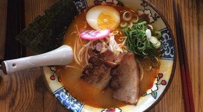 Photo of Ramen / Noodle House 네코짱 at 계림로 79, 경주시 780-020, South Korea