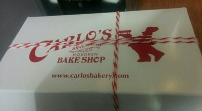 Photo of Bakery Carlo's Bake Shop at 900 Old Country Rd, Garden City, NY 11530, United States