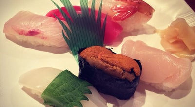 Photo of Sushi Restaurant 一八寿し at 新町1-10-11, 青森市 030-0801, Japan