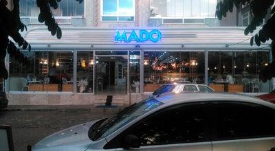 Photo of Cafe MADO at Kültür Mahallesi Onat Kutlar Sokak, Aliağa 35800, Turkey