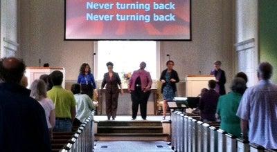 Photo of Church All Souls Unitarian Church at 2952 S Peoria Ave, Tulsa, OK 74114, United States