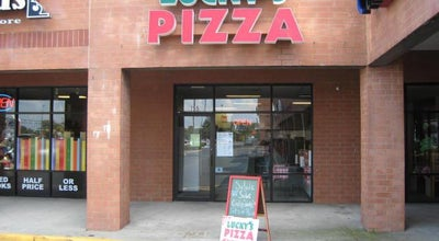 Photo of Pizza Place Lucky's Pizza at 755 Main St, North Myrtle Beach, SC 29582, United States